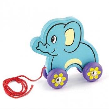 Игрушка-каталка Viga Toys Слоник