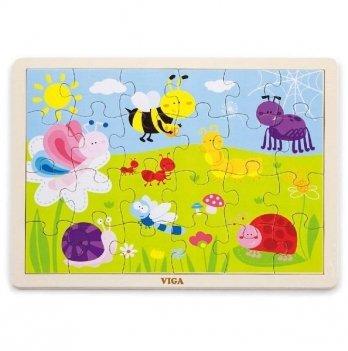 Пазл Viga Toys Парк 50199 24 шт