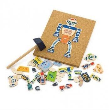 Набор для творчества Viga Toys Робот 50335