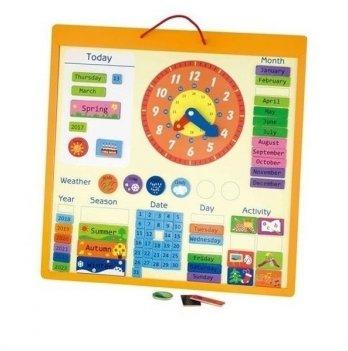 Календарь магнитный Viga Toys 50377