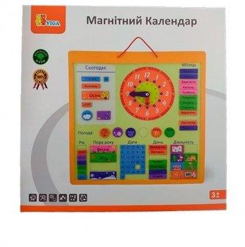 Календарь магнитный Viga Toys 50377U