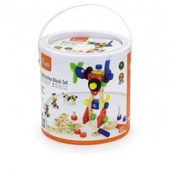 Набор строительных блоков Viga Toys 50382 68 шт