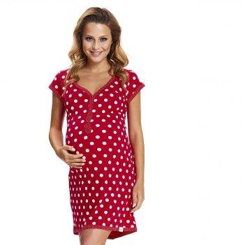 Ночная рубашка Dobranocka TM.5038 red