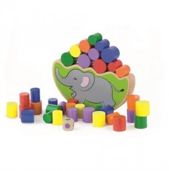 Игра Viga Toys Балансирующий слон