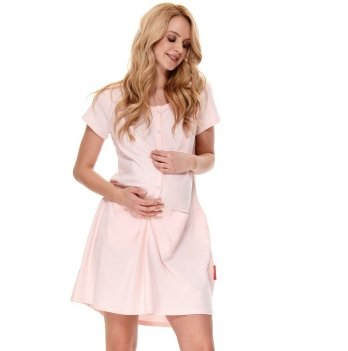 Ночная рубашка Dobranocka TCB.9445 light pink