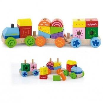 Игрушка Viga Toys Поезд 50534