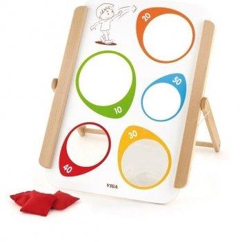 Игра Viga Toys Меткий бросок 50667