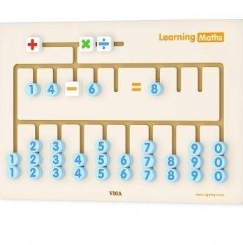 Игрушка Viga Toys Арифметика 50675