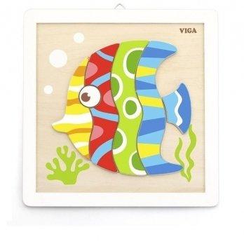 Набор для творчества Viga Toys Своими руками Рыбка 50687