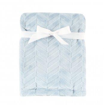 Одеяло детское Hudson Baby, Голубой ромбик