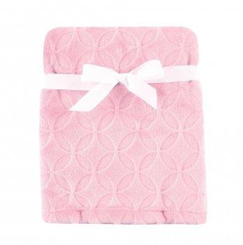 Одеяло детское Hudson Baby, Розовый ромбик