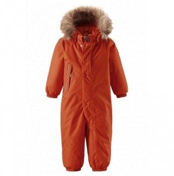 Комбинезон зимний ReimaTec Gotland, 510270, темно-оранжевый