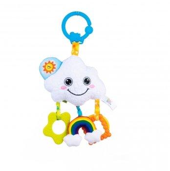 Игрушка-подвеска с зеркальцем Balibazoo Облачко 80218