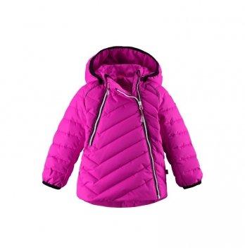 Куртка-пуховик Reima Amaris, малиновая, 511130