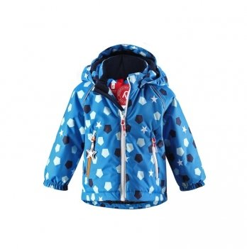 Куртка зимняя Reima KIDDO GRUNIUM, синяя