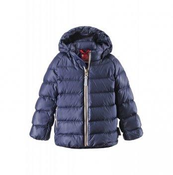 Куртка пуховик Reima темно-синяя, 511212