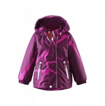 Куртка зимняя для малышей Reima 511214В, бордовая