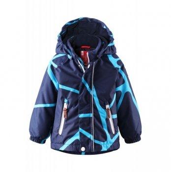 Куртка зимняя для мальчика Reima 511214В, темно-синяя