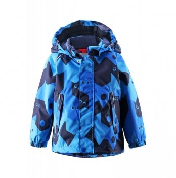 Куртка зимняя для мальчика Reima синяя, 511229C
