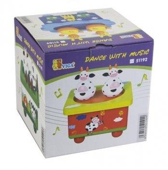 Музыкальная шкатулка Viga Toys
