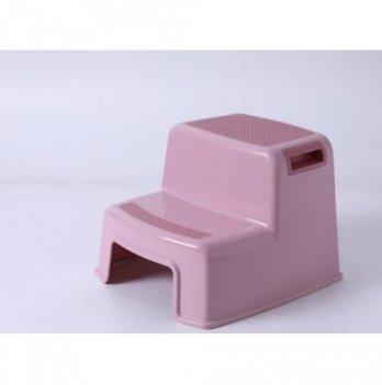 Подставка для ног детская Babyhood Премиум Светло-розовый BH-511LP
