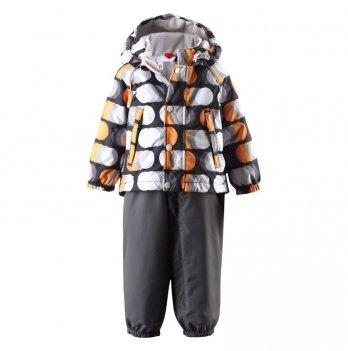 Зимний костюм (куртка и полукомбинезон) Reima Saturnus Оранжевый 513075
