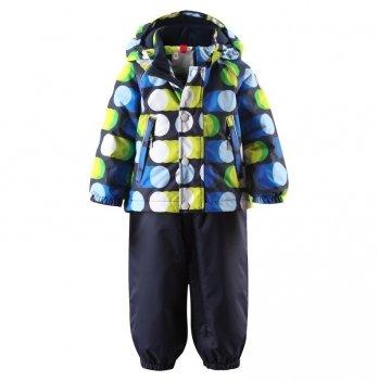 Зимний костюм (куртка и полукомбинезон) Reima Saturnus Синий 513075