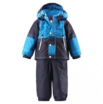 Зимний костюм (куртка и полукомбинезон) Reima Темно-синий 513076