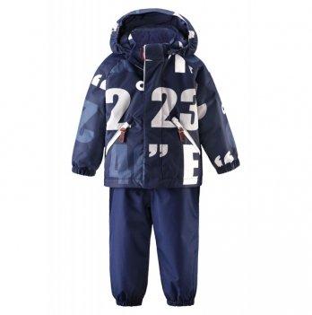 Зимний костюм (куртка и полукомбинезон) Reima Темно-синий 513099