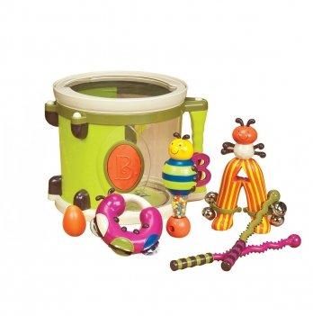 Музыкальная игрушка Battat BX1007Z Парам-пам-пам