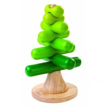 Деревянная пирамидка PlanToys® Дерево