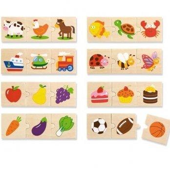 Набор пазлов Viga Toys Категории 51608
