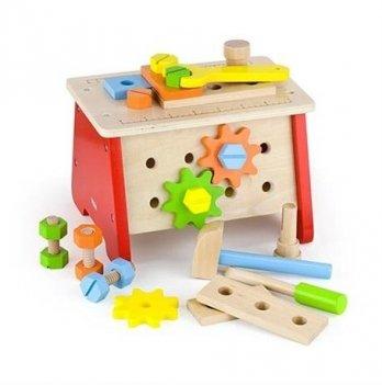 Игрушка Viga Toys Столик с инструментами