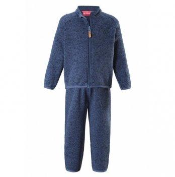 Комплект флисовый (кардиган и брюки) Reima Tahto, голубой