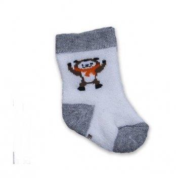 Носочки для малышей Бетис махровые, 1034, цвет серый