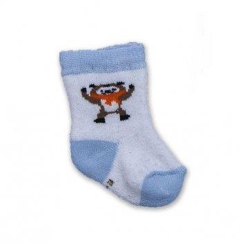 Носочки для малышей Бетис махровые, 1034, цвет голубой