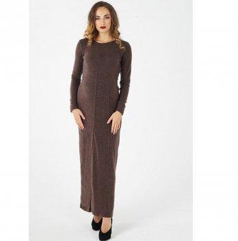 Вечернее платье для беременных To Be Коричневый 1101022