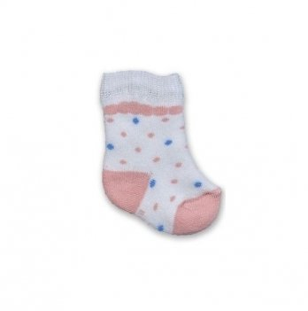 Носочки для малышей Бетис махровые, 1033, цвет розовый
