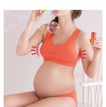 Бюстгальтер для беременных Anita 5197 Комфортный сон коралловый 525