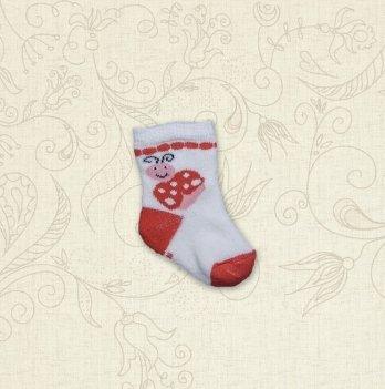 Носочки для малышей Бетис махровые, 1030, цвет розовый