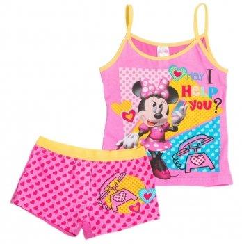 Пижама Disney Минни Маус (Minnie), розовая