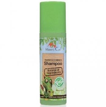 Детский шампунь-уход Mommy Care с органическими маслами оливы и ши, алоэ, розмарином, 200 мл