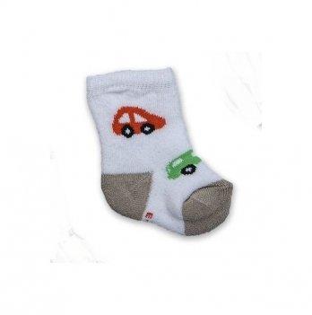 Носочки для малышей Бетис махровые, 1032, цвет молочный