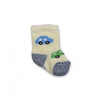 Носочки для малышей Бетис махровые, 1032, цвет желтый