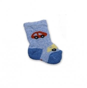 Носочки для малышей Бетис махровые, 1032, цвет голубой