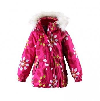 Куртка зимняя Reima Zaniah Розовый салатовый