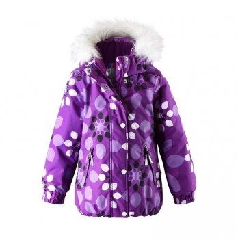 Куртка зимняя Reima Zaniah Фиолетовый черный