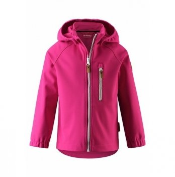 Куртка Reima SoftShell Vantti Малиновый 521569.9-4650