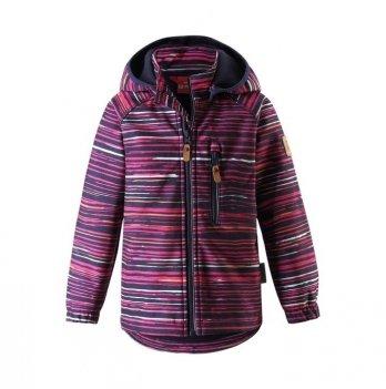 Куртка Reima SoftShell Vantti Темно-бордовый 521569.9-4961