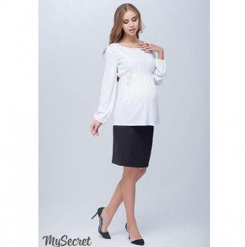 Юбка прямая для беременных MySecret Alma SK-38.011 черный